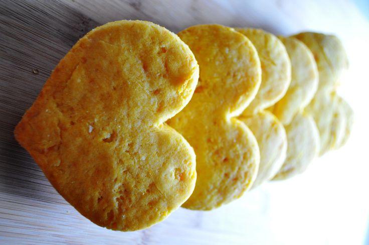 Sweet potato biscuits | Gluten Free Goodness | Pinterest
