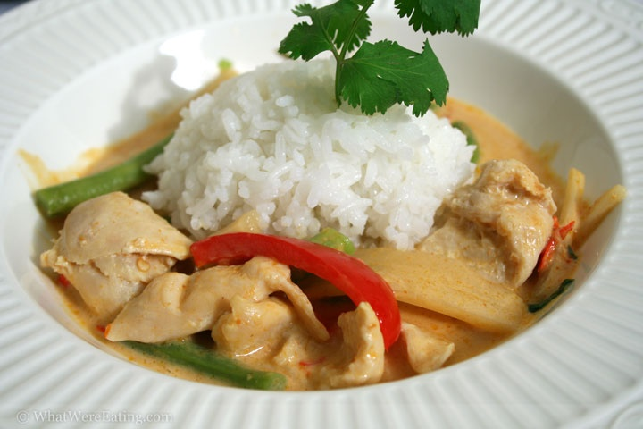 chicken panang curry | Food! | Pinterest