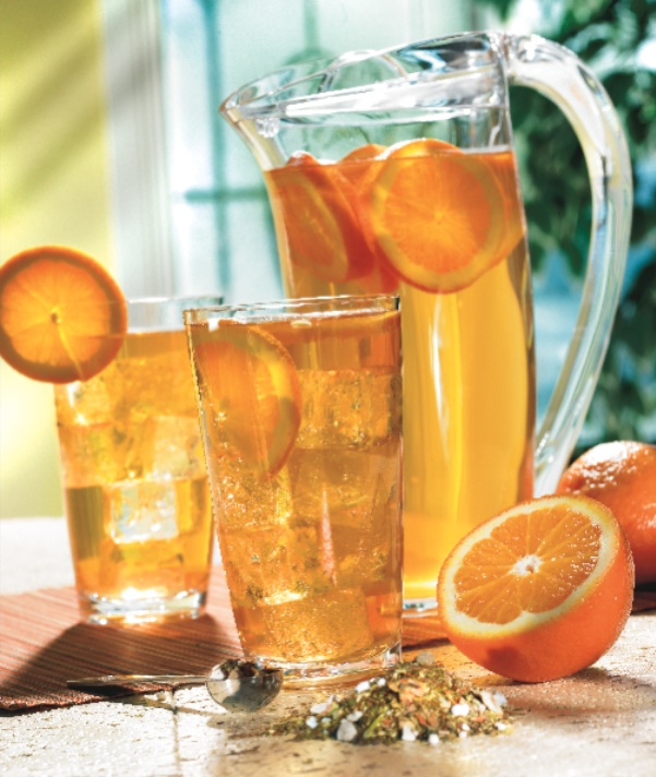 Iced Tea, Tangerine Dream | Tangerine Tango | Pinterest