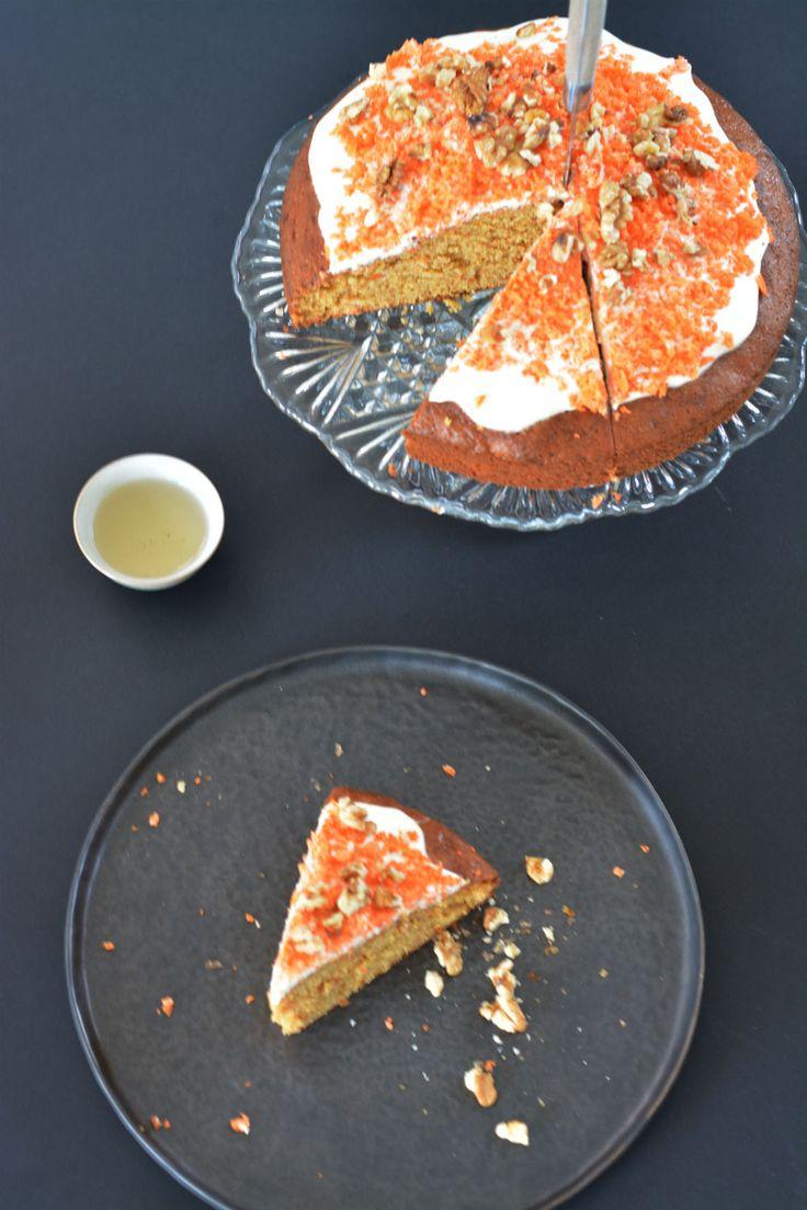 Carrot Cake | Cookanista | Pinterest