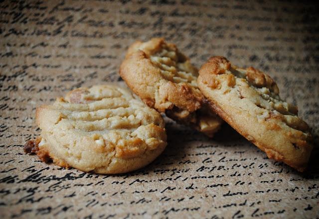 Honey Roasted Peanut Cookies | Cookies and Whoopies | Pinterest