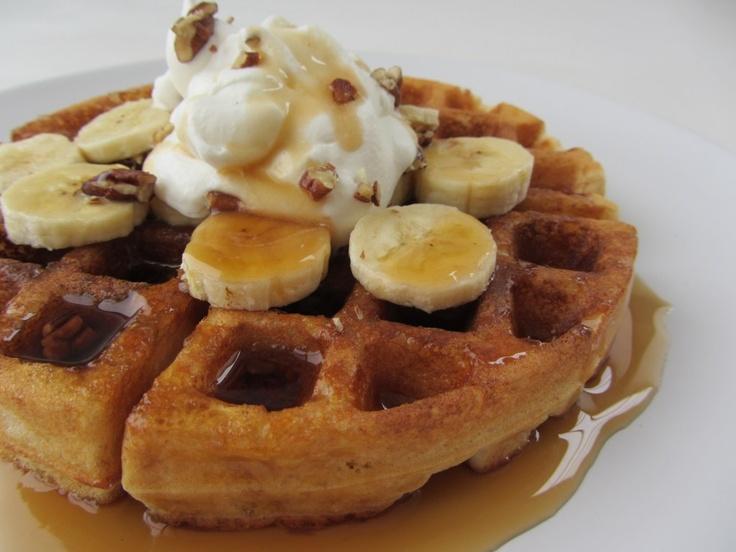 easy homemade waffle recipe | FooD...Breakfast & Beverages! | Pintere ...