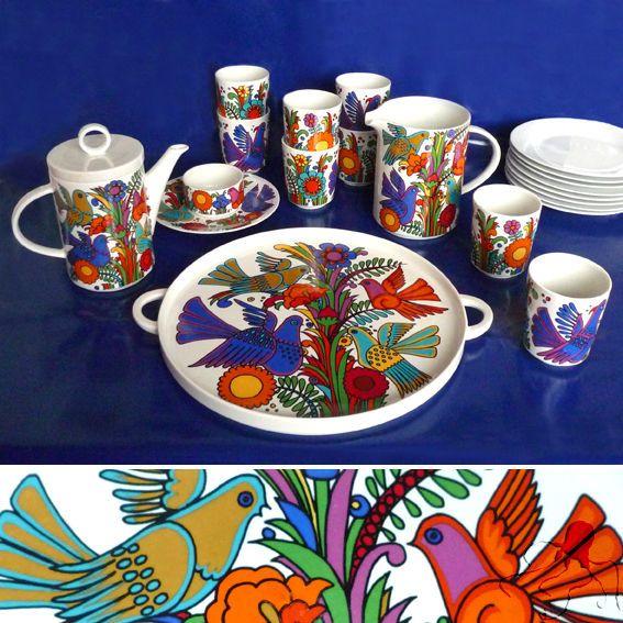 Acapulco villeroy boch maison pinterest - Service de table villeroy et boch ...