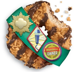 ... delight to have around the home! Which is your favorite Girl Scout