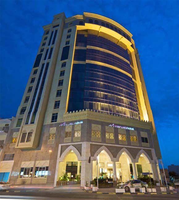 Merweb Hotel Central Doha
