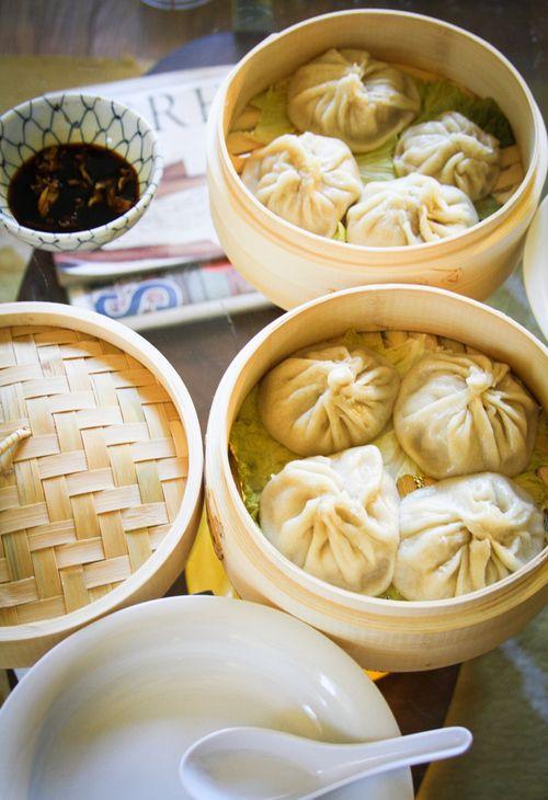Soup Dumplings (Xiao Long Bao) recipe. | Food | Pinterest