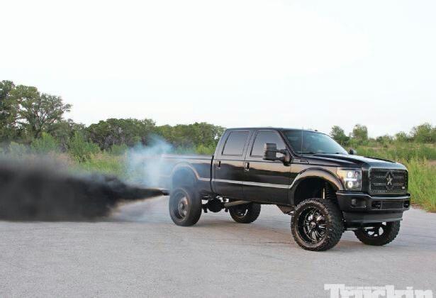Powerstroke diesel rollin coal turbo diesel rolling coal