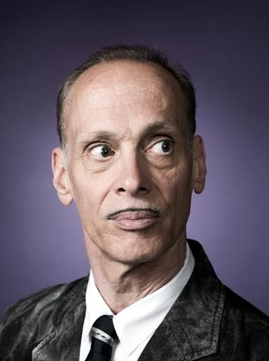 John Waters  I read an interview once where he said that he plucks his    John Waters Mustache