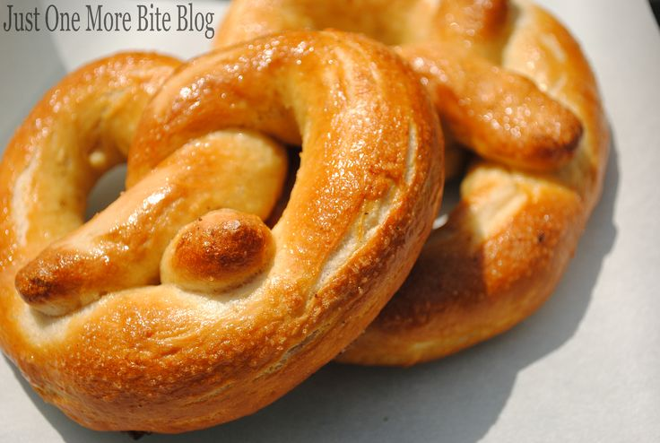 Homemade Soft Pretzels! | Breads & Rolls | Pinterest