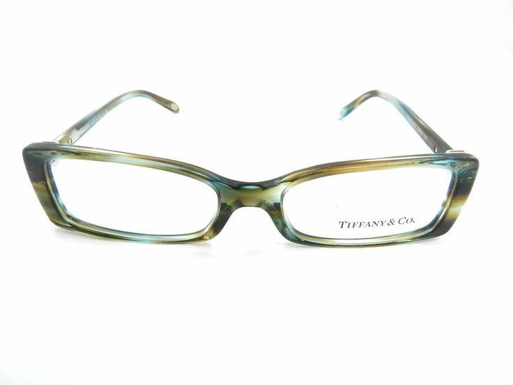 Eyeglass Frames Tiffany And Co : Tiffany & Co. Eyeglasses 2035 8124 Optical Frame Authentic New