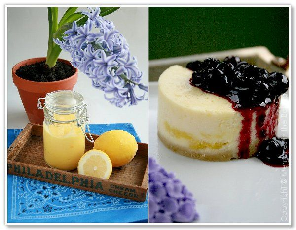 Blackberry Curd Cheesecake In A Jar Recipes — Dishmaps
