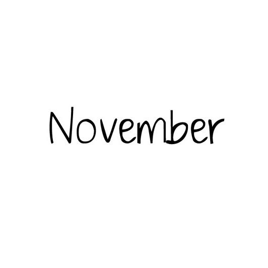 Hello, November.  - : QUOTES : -  Pinterest