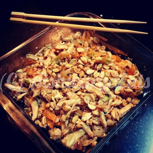Eats: Thai-Style Grilled Chicken Salad, with Summer Vegetable ...