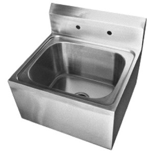 Stainless Steel Mop Sink Commercial : COMMERCIAL MOP SINK PSM-2020B 24