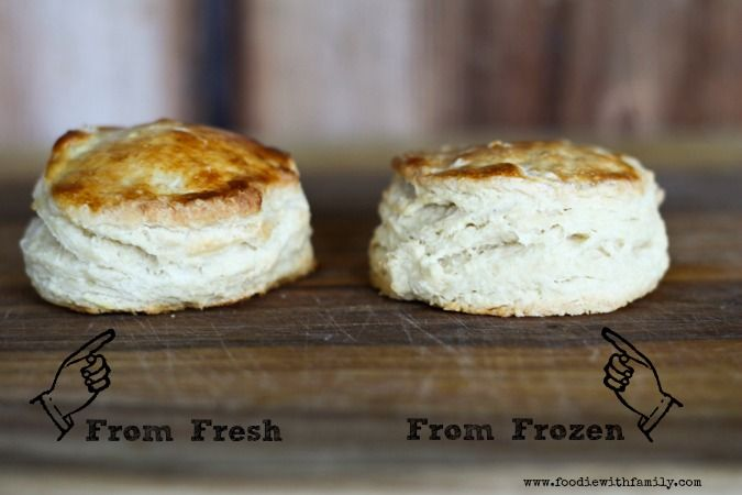 Perfect, Flaky, Layered Buttermilk Biscuits (tutorial) | Recipe