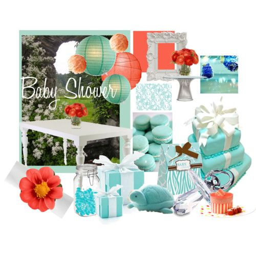 coral and teal baby shower google search babyshower pinterest