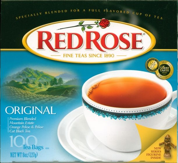 Smooth and Mellow...Perfect Black Tea!