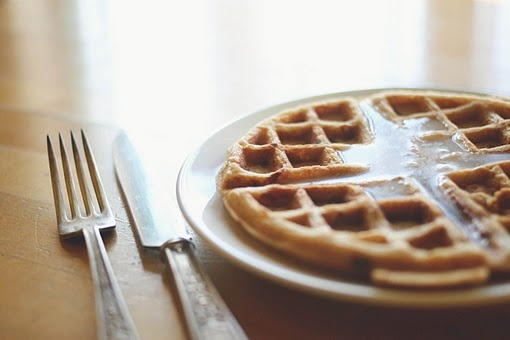 brown sugar bacon waffles | for the love of bacon | Pinterest