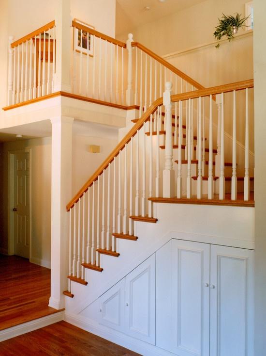 Cabinets under stairs storage basement ideas pinterest - Under stairs cabinet ideas ...