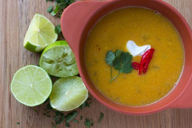 Chipotle Corn Chowder | Soup! | Pinterest