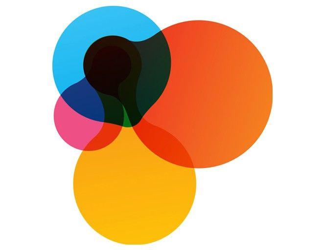 wolff olins. #colours #colors #circles
