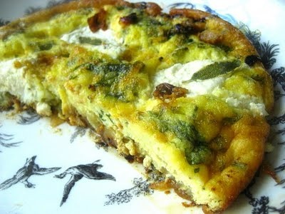 Stacey Snacks: 5 ★★★★★ Onion & Herb Frittata