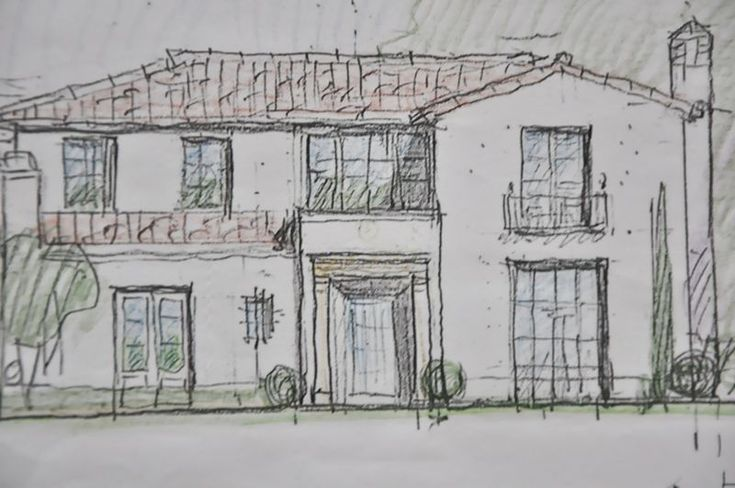 Drawings By Architect Steve Giannetti Creative Business Pinterest