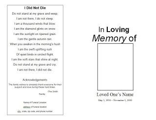free printable memorial day poems