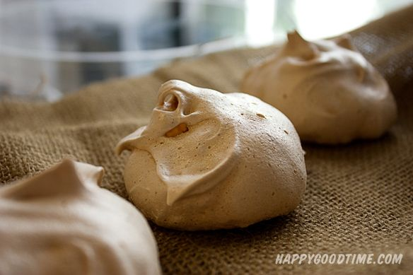 Espresso Infused Meringue Cookies | Recipes: For that SWEET tooth ...