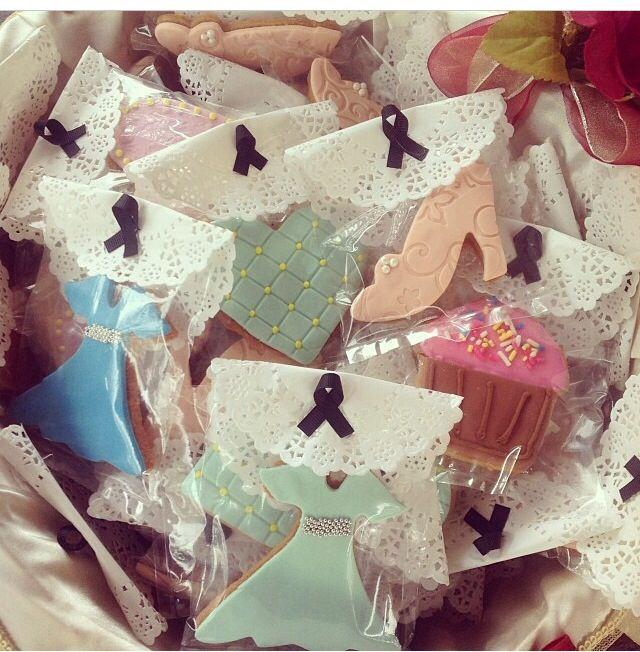 Cookies For Wedding Door Gift : Cookies, preferably pastel colors. Door gift Pinterest