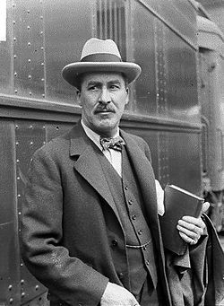 Howard Carter, discoverer of King Tut's tomb