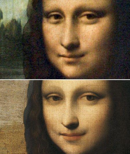 Da Vinci painted a younger Mona Lisa - Lifestyle News - SINA English