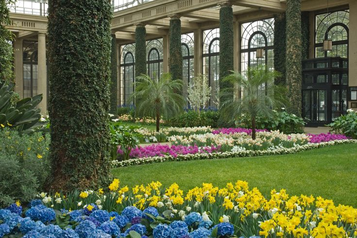 Longwood gardens kennett square pa been there loved - Mostardi s newtown square garden ...