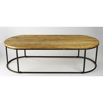 And Long More Cottagey Maybe Zentique Inc Rustique Coffee Table