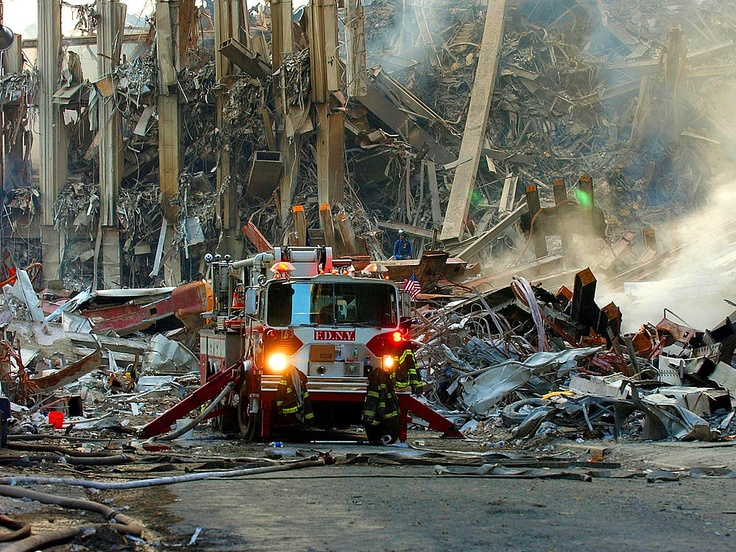 we must never forget what happened on september 11th 2001 I don't think that the nation or the world will ever forget september 11, 2001 bless you for tribute little did she know we all are very touched and when that happened we never know what life holds for.