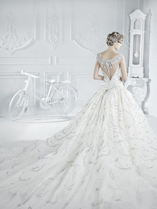 The most beautiful wedding dresses fashion pinterest for The most gorgeous wedding dress