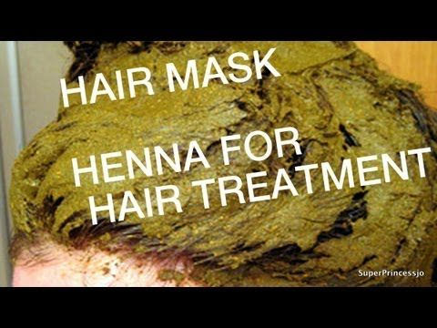 Hair Dye For Long Hair Growth How To Make Henna Paste For Healthy Long ...