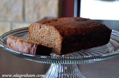 Jacked Up Banana Bread Recipe... | Bananas | Pinterest