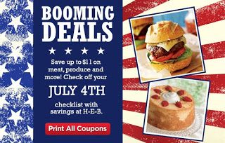 sale ads for 4th of july