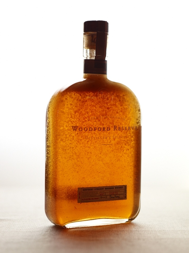 Woodford Reserve Bacon-infused bourbon | Drink Me | Pinterest