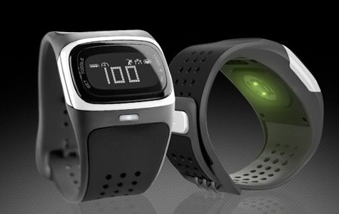 ... strapless, continuous heart rate monitor! Oh MAN! If it wasn't $199