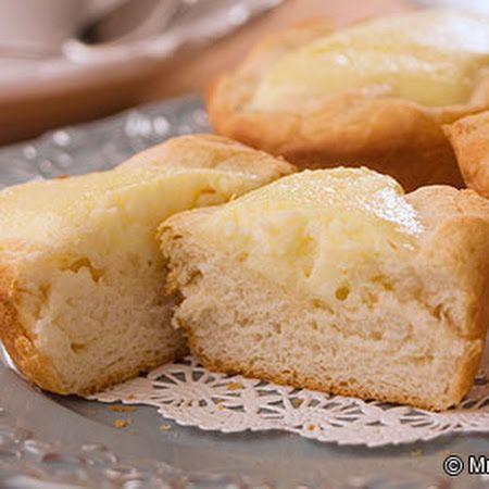 Cheese Danish Cups #muffins #bread | Breakfast ideas..... | Pinterest