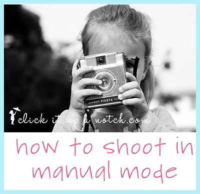 How to shoot in manual mode - the basics
