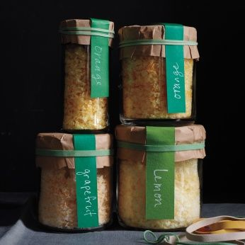 Citrus Salt - Whole Living Eat Well - Holiday gifts for neighbors