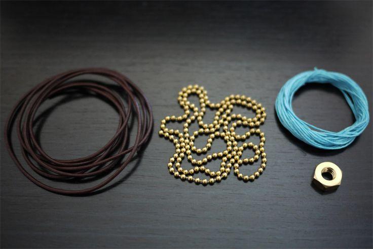 Make your own braclets - DIY Wrap Bracelet