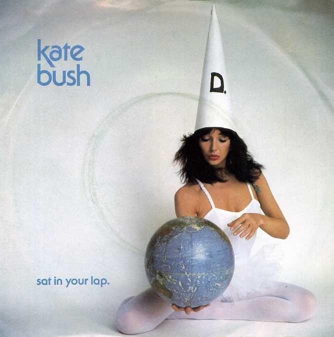 Kate Bush Sat In Your Lap Sentada En Tu Regazo