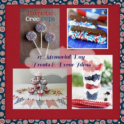 memorial day themed desserts