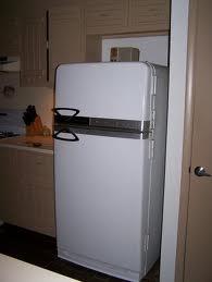 Image result for vintage norge refrigerator