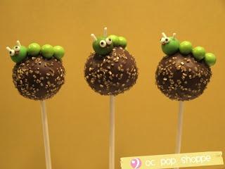 Sooo cute! Cake pops
