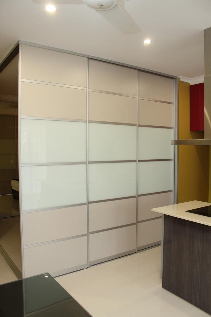 Panel sliding doors as wall dividers composite sliding for Sliding panel walls